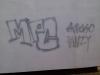 Odstránenie čistenie graffiti Žilina1