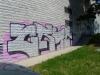 Odstránenie graffiti náter antigraffiti a fasádnou farbou Žilina2