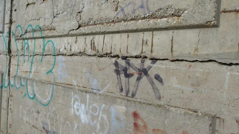 Odstránenie graffiti Žilina