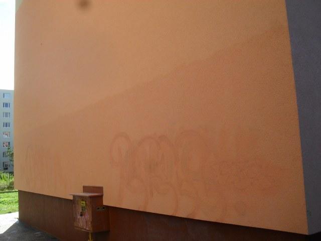 Antigraffiti náter – Antigraffiti systém Žilina