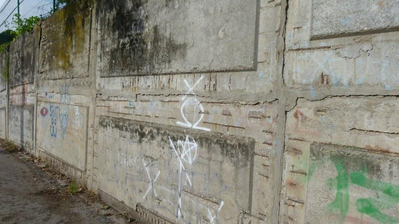 Odstránenie grafitov vo výške Žilina