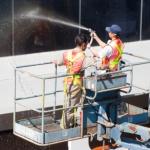 ako na umývanie okien
